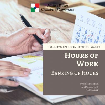 Banking-of-Hours