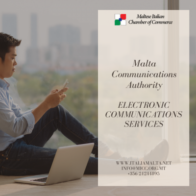 Electronic-communications-services