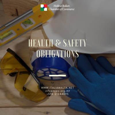 HEALTH--SAFETY-OBLIGATIONS