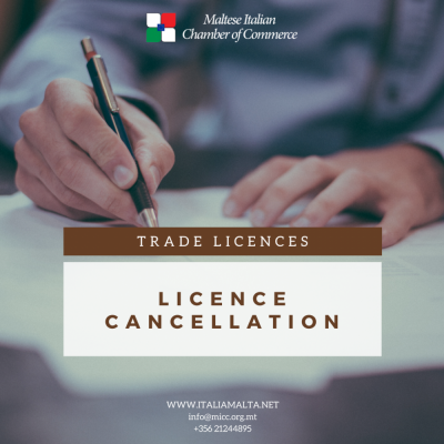 Licence-cancellation
