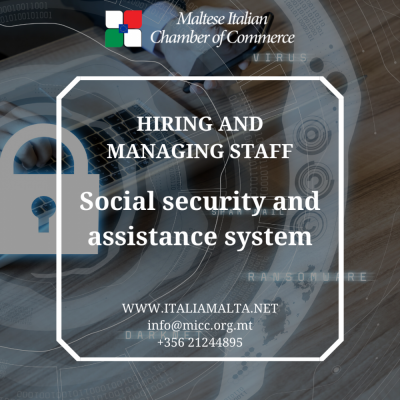 Social-security-and-assistance-system