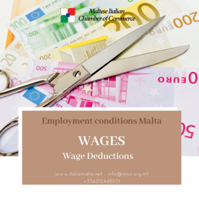 Wage-Deductions
