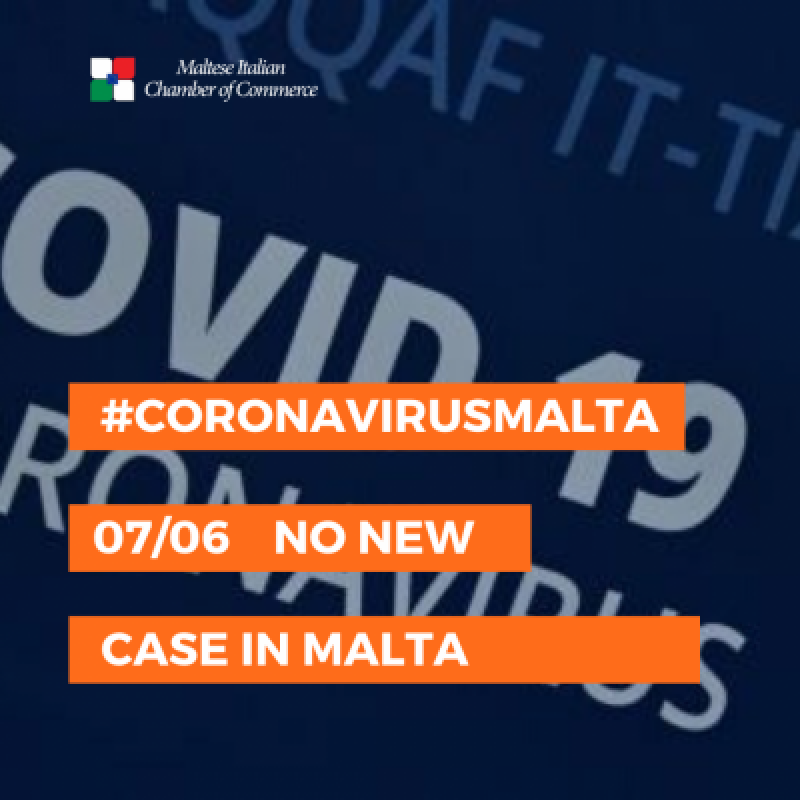 #CORONAVIRUSMALTA: 2020-07-06 NO NEW COVID-19 CASES OR RECOVERIES IN THE LAST 24 HOURS