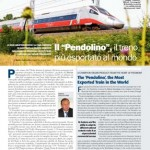 The 'Pendolino', the Most Exported Train in the World